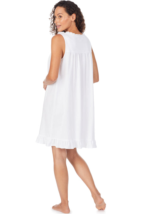 Organic Cotton Knit Nursing Chemise