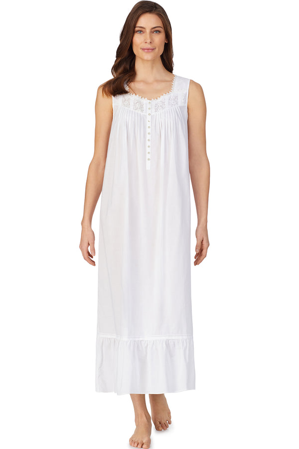 White Pearl Ballet NightGown