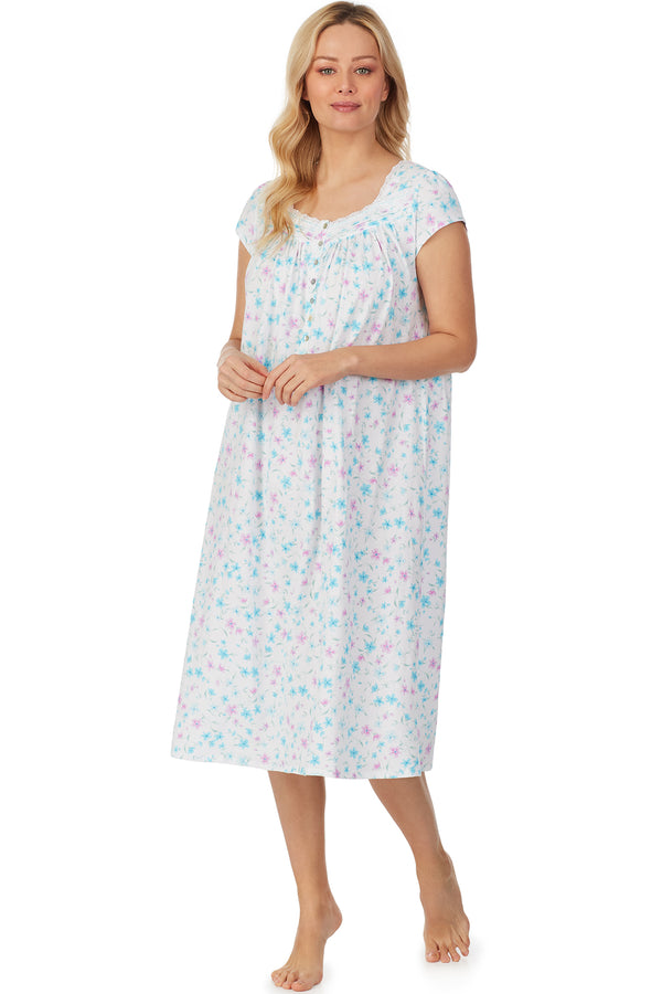 Spring Garden Long Nightgown