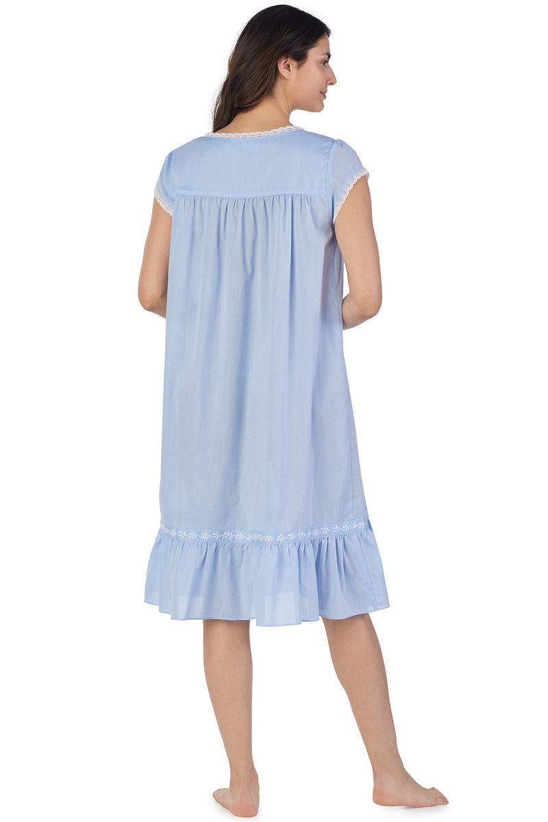 Point Reyes Chambray Gown