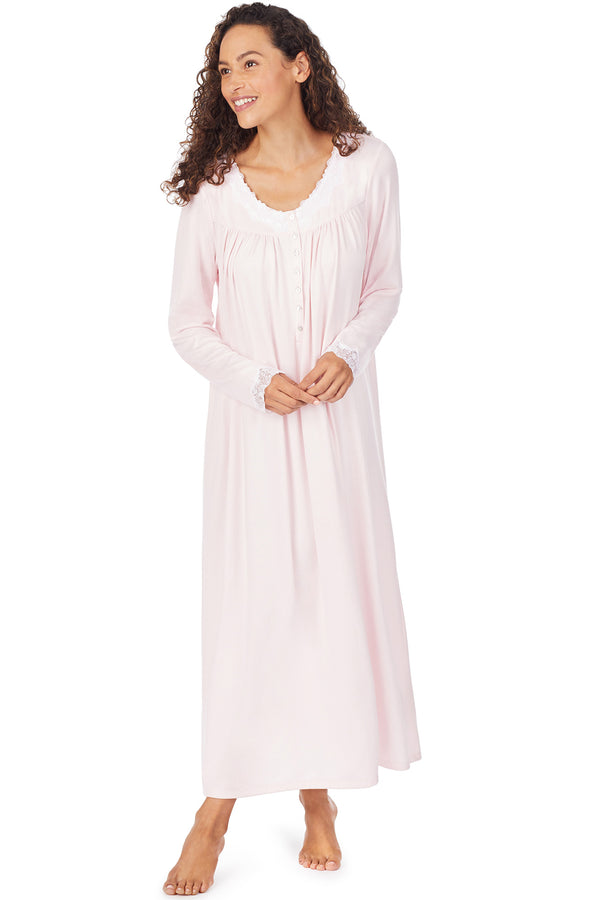 Carmel Sweater Knit Ballet Gown - Petite