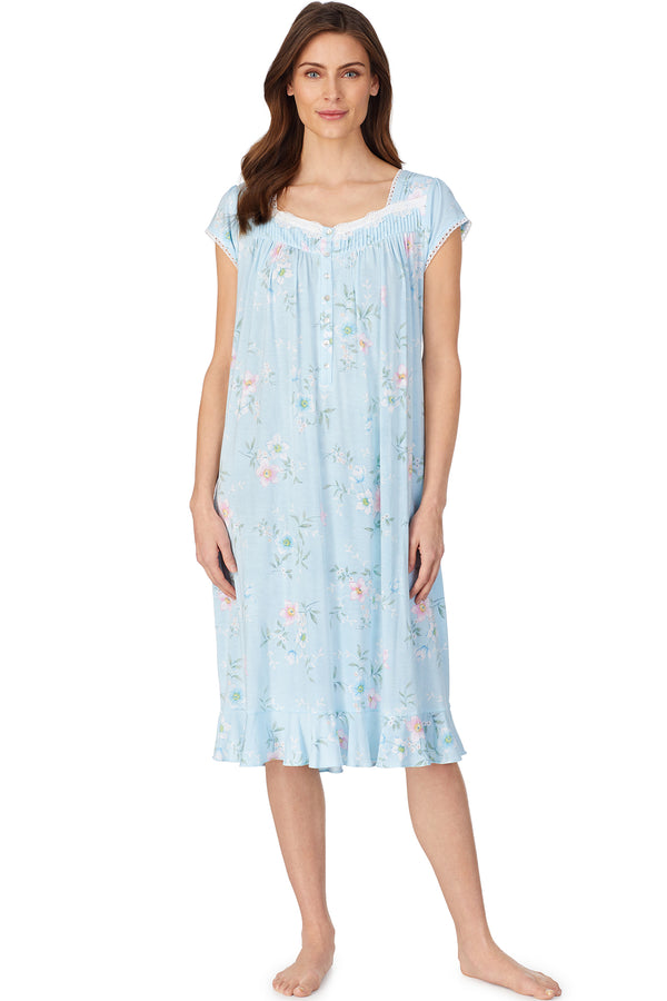 Monterey Bay Waltz Nightgown