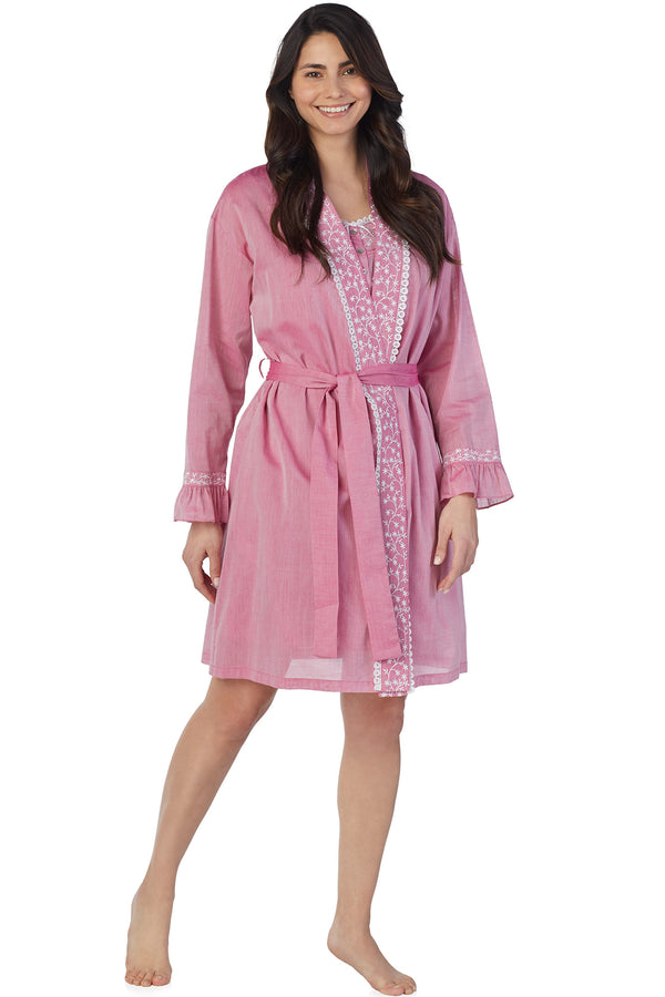 Napa Valley Wrap Robe