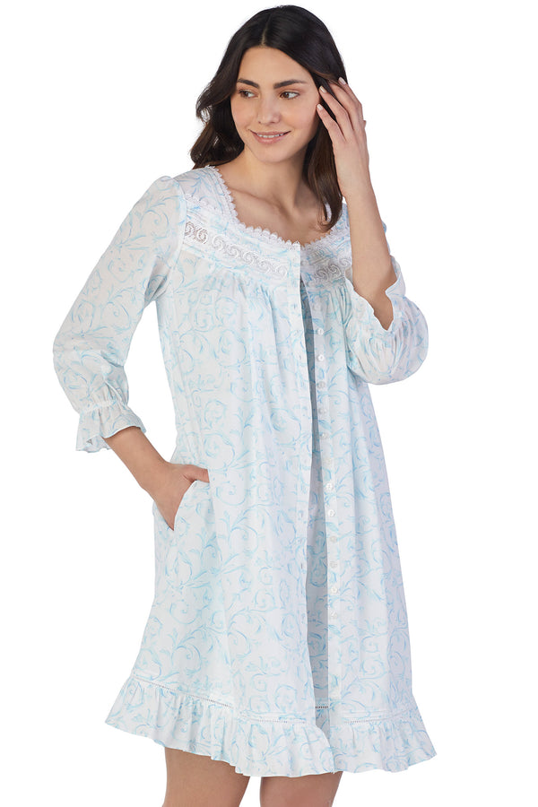 Amalfi Scroll Robe