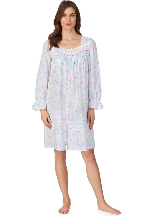 Morning Meadow Short Robe