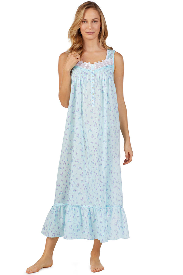 Lupine Meadow Gown
