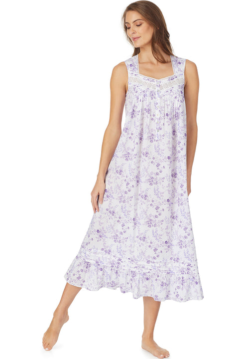 Evening Blooms Gown