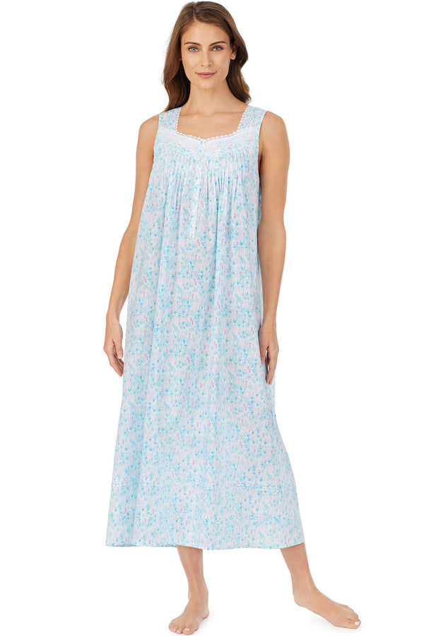 Painter's Bloom Ballet Nightgown