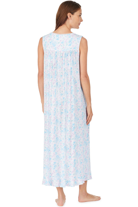 Artist's Garden Long Nightgown