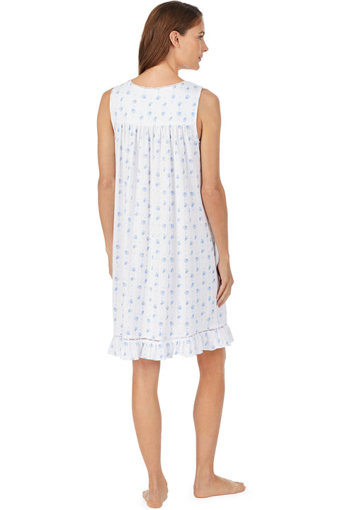 Forget-Me-Not Pointelle Chemise