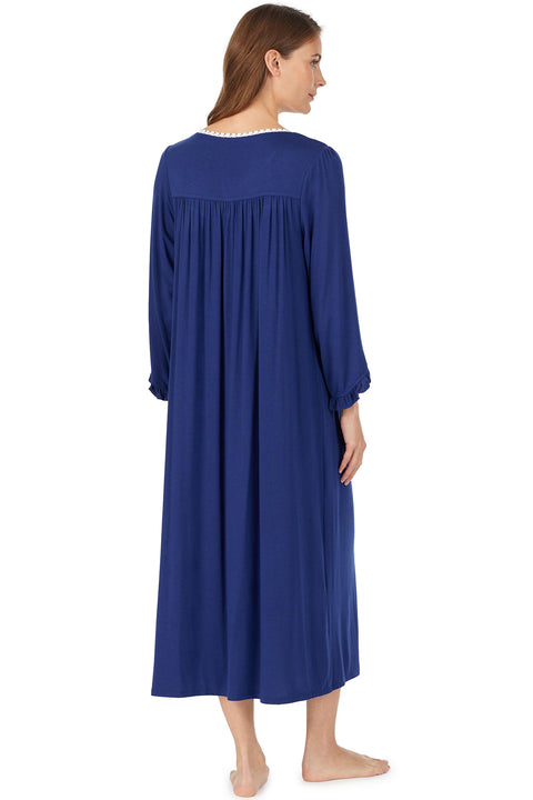 Timeless Rose Gown, Navy