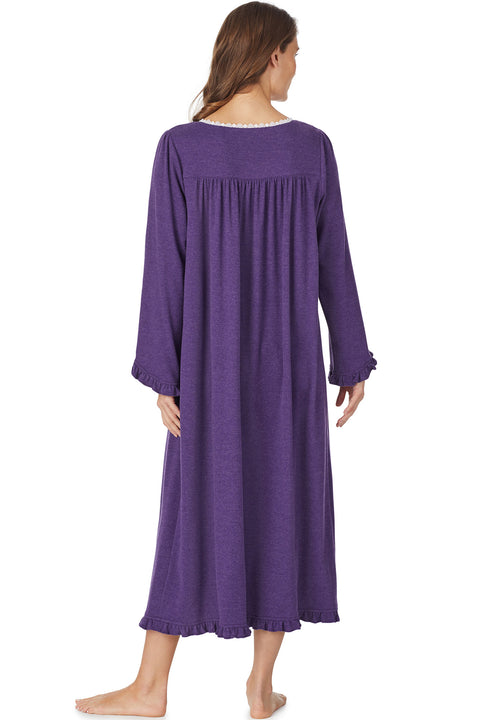 Violet Heather Gown