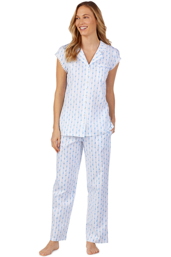 Rose Stripe Pajama
