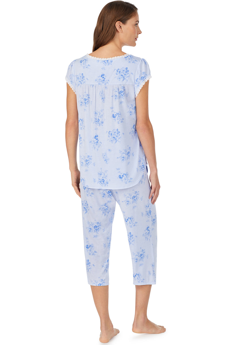 Watercolor Floral Pajama