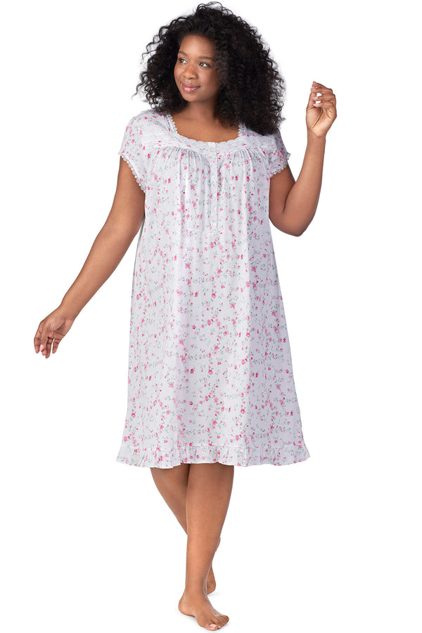 Wildflower Vine Waltz Gown Plus Size