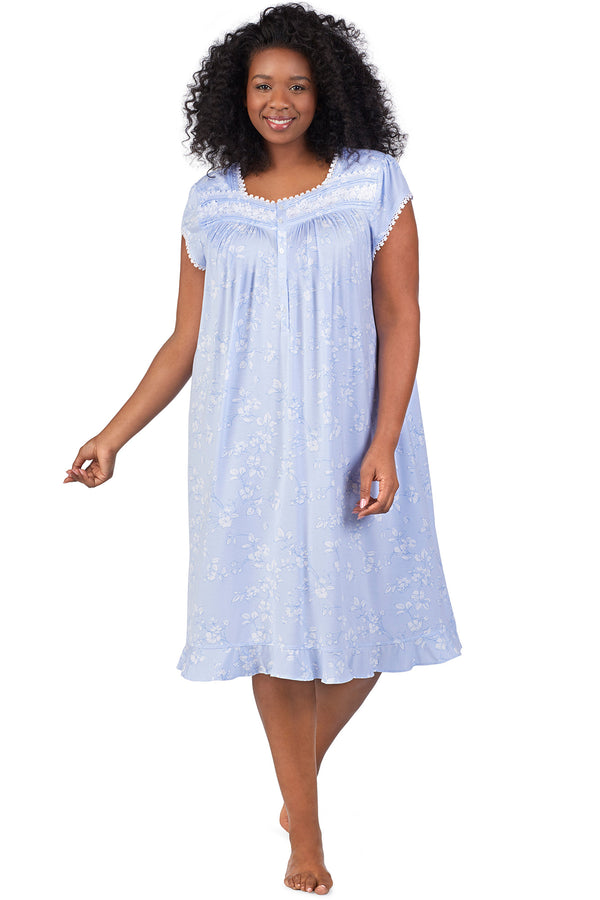 Artist's Sketch Gown - Plus Size