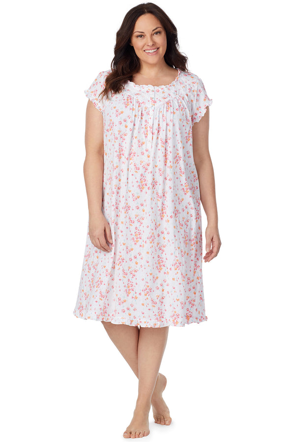 Wildflower Fields Gown - Plus Size
