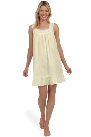 Spring Day Chemise, Buttercup