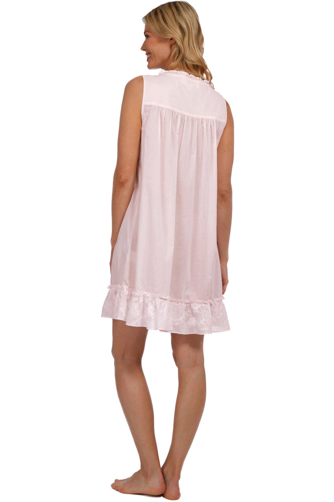 Embroidered Dream Chemise