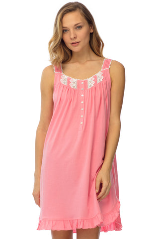 Coral Chemise