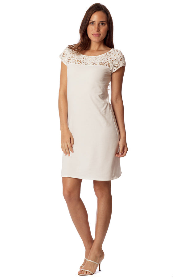 Belvedere Lace Dress
