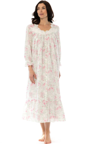 Rose Sketch Ballet Robe