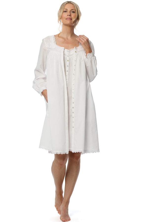 Capri Short Robe