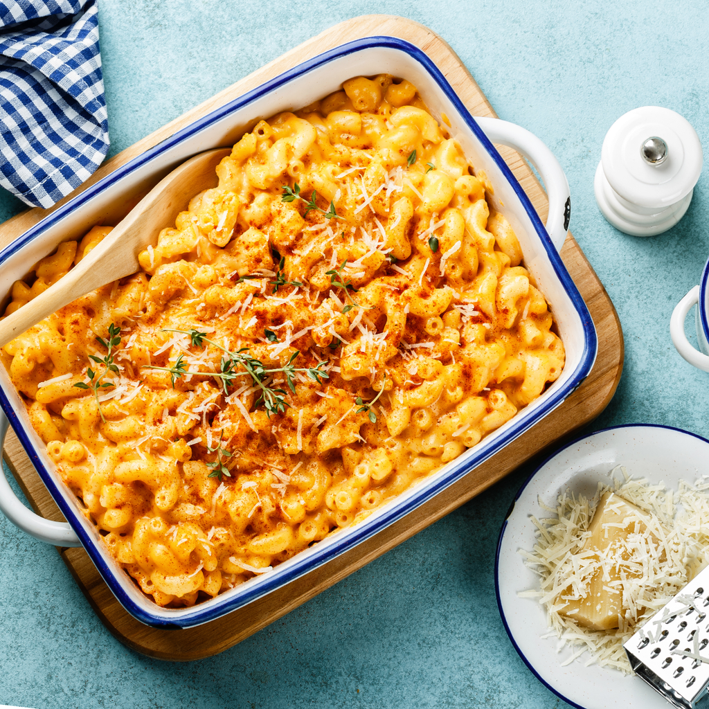 OMG Mac + Cheese - Real Meals