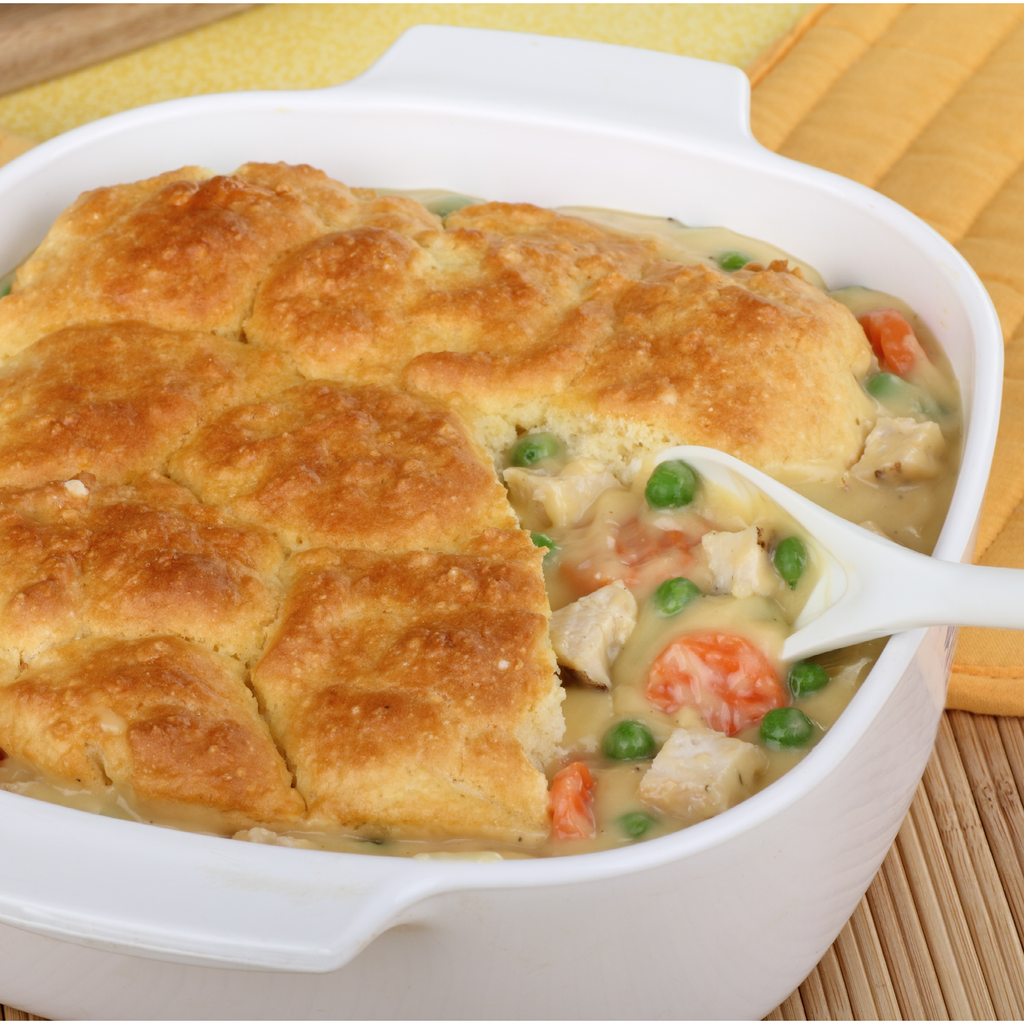 Gluten Friendly Chicken Pot Pie - Real Meals
