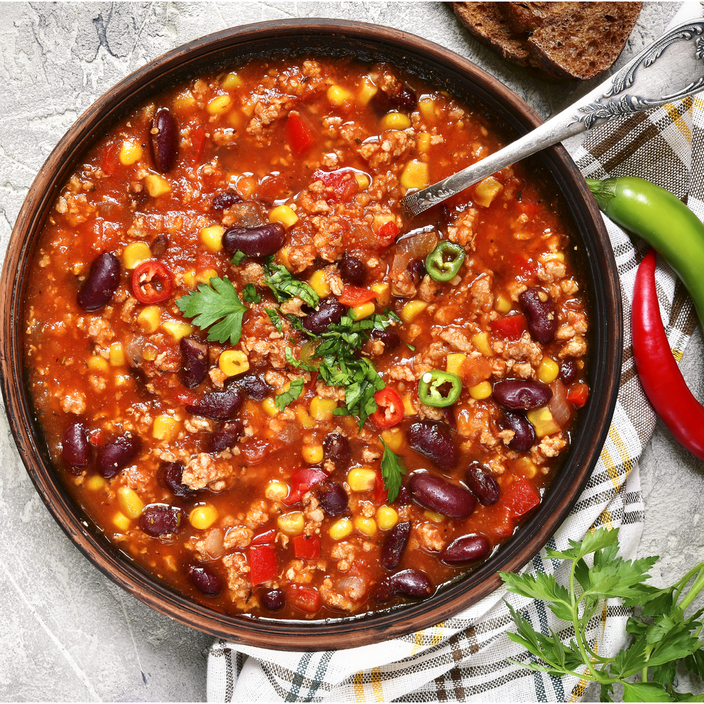 Veggie Chilli - Real Meals
