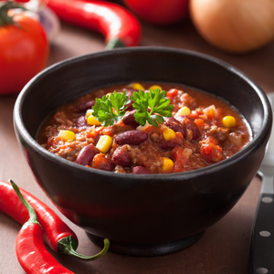 Open image in slideshow, Veggie Chilli - Real Meals