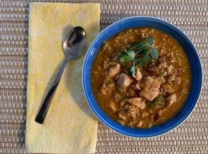 Open image in slideshow, Chicken Gumbo - Real Meals