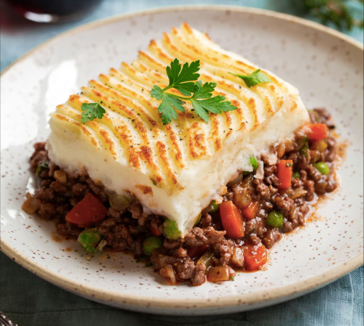 English Cottage Pie - Real Meals