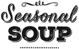 Thai Chicken + Rice Soup - Winter Seasonal Soup - Real Meals