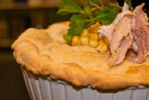 Open image in slideshow, Granny's Chicken Pot Pie - Real Meals