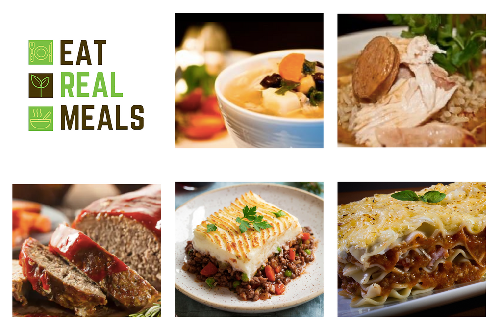 Real Meals Gift Card - Real Meals