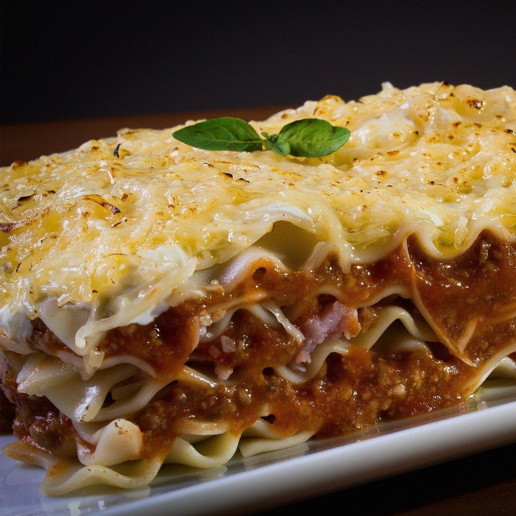Beefy Lasagna - Real Meals