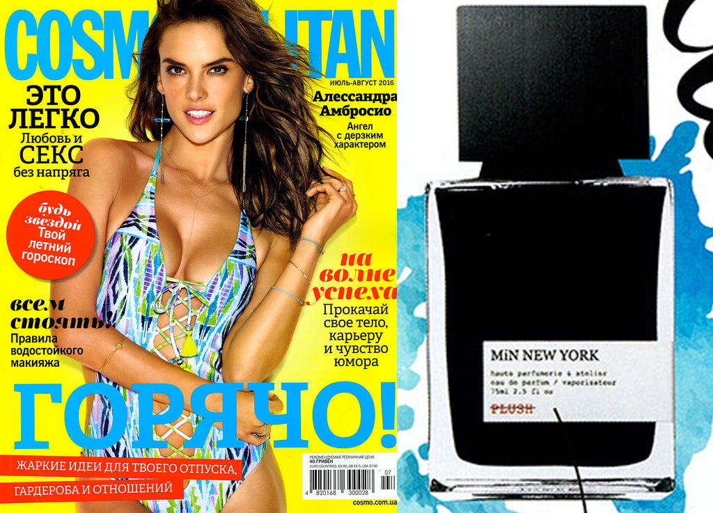 MiN New York in Cosmopolitan Ukraine