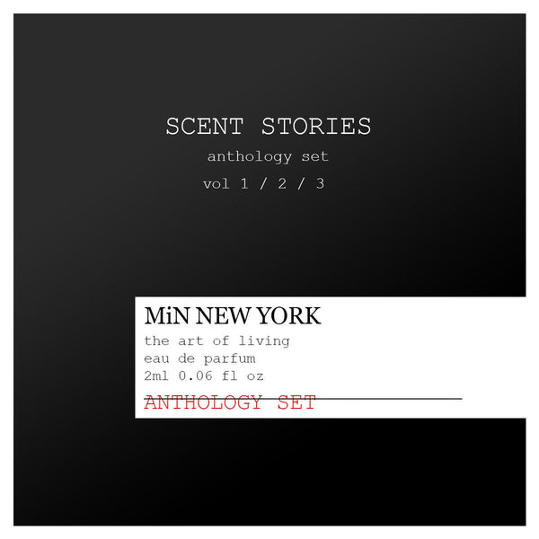 SCENT STORIES Anthology Set, Vol. 1, 2 & 3
