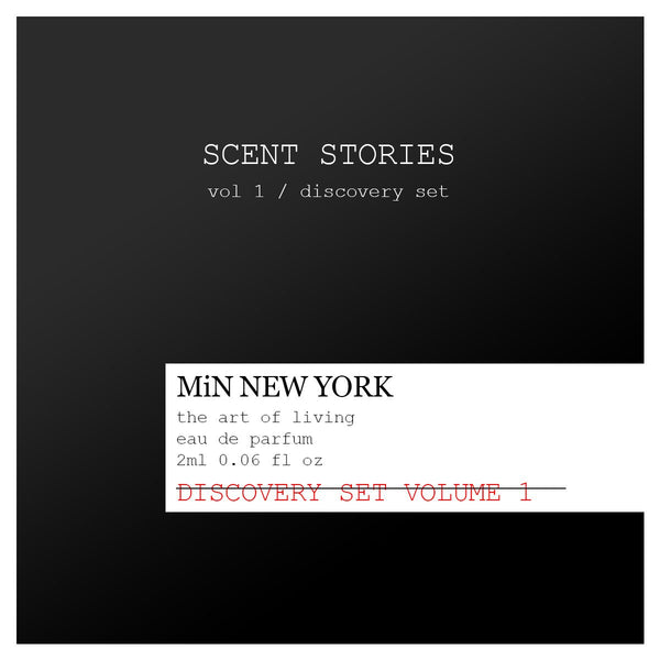 SCENT STORIES DISCOVERY SET, VOL. 1