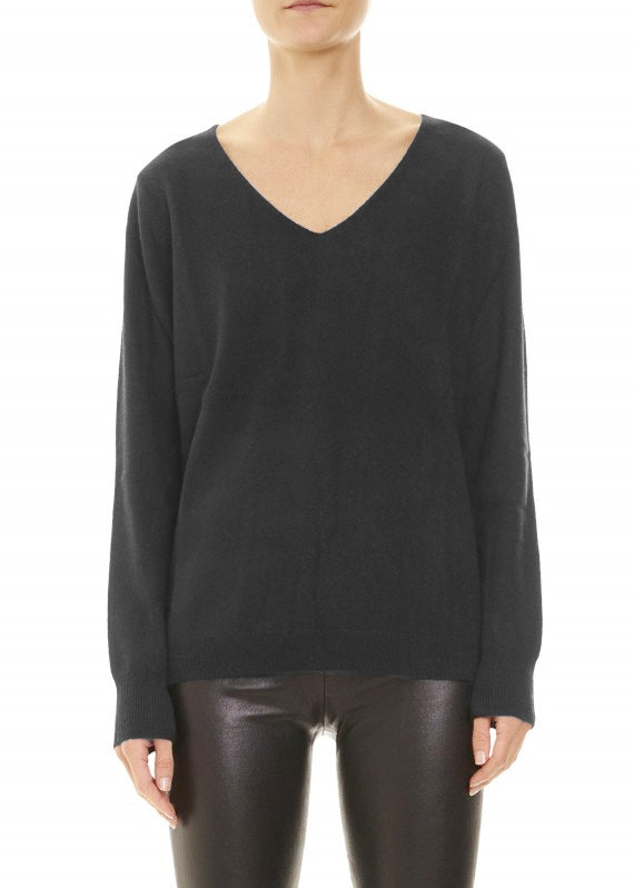 H Brand x Theron Avalon V-Neck Sweater