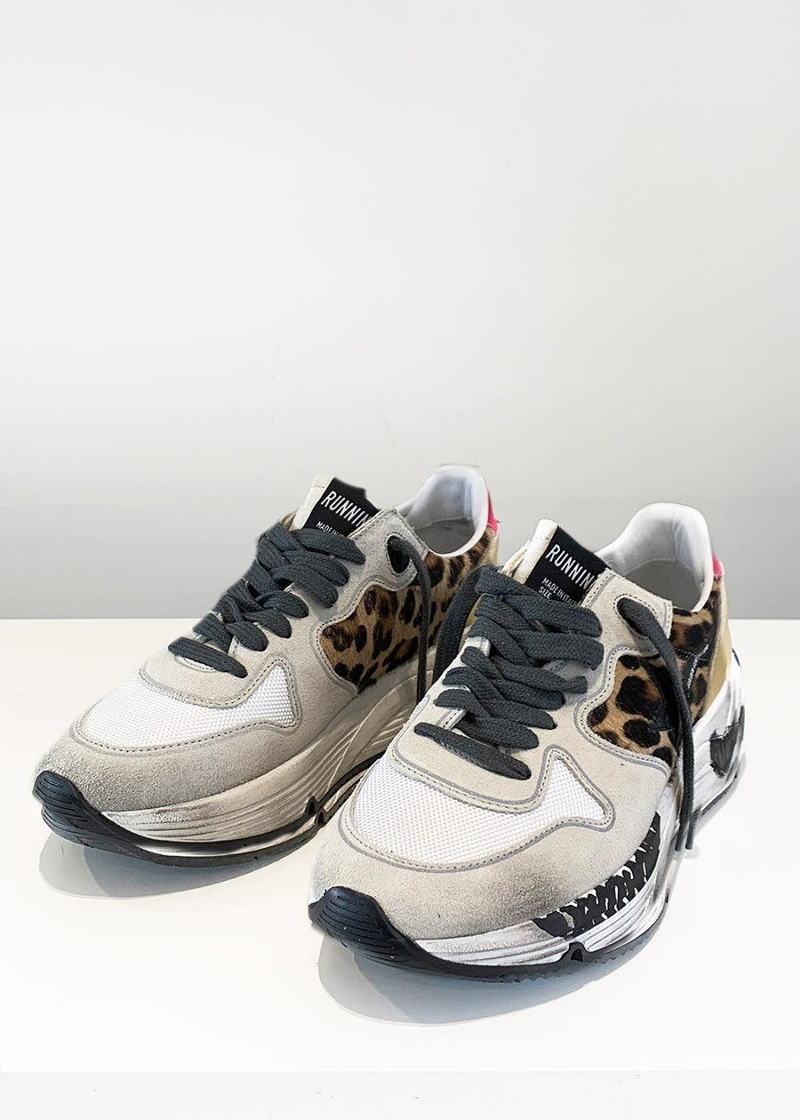 Golden Goose H9 Running Shoe