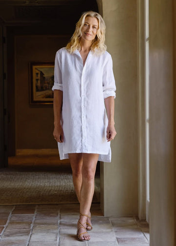 Frank and Eileen Hunter Shirt Dress