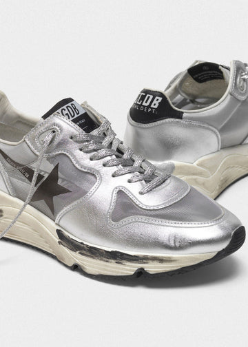 Golden Goose C4 Running Sneakers