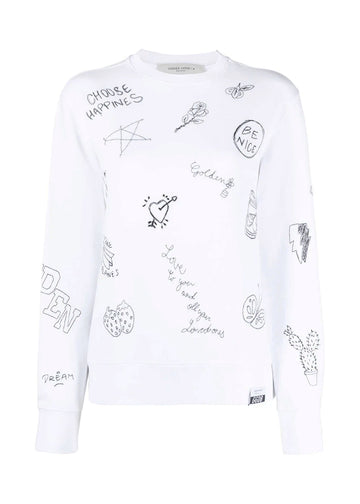Golden Goose Athena Sweatshirt