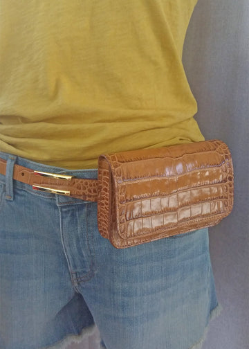 Anderson's Snake Belt Bag