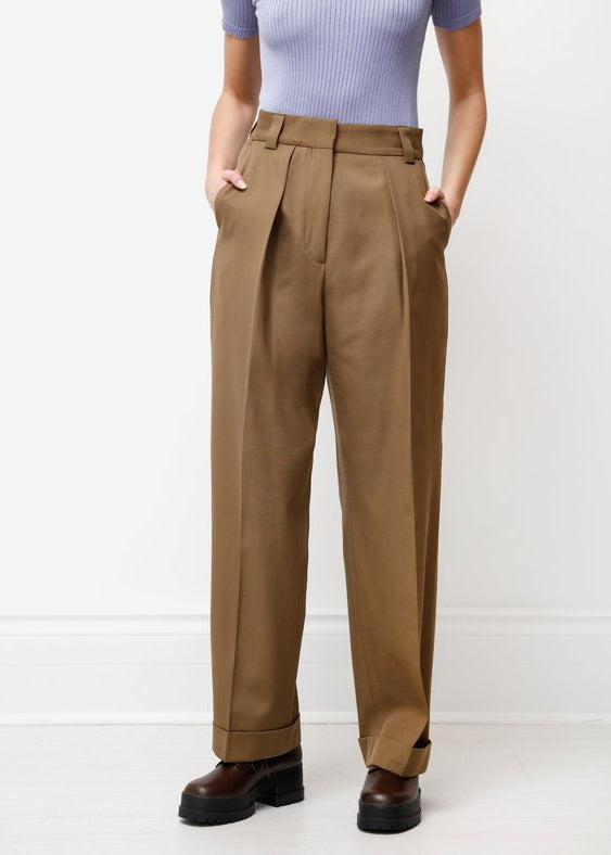 Margaret Howell Relaxed Tapered Trousers