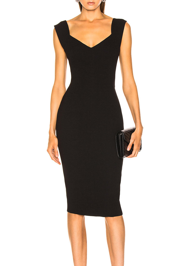 Victoria Cami Fitted Dress