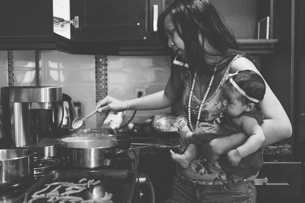 6 Little Tips that Keep Me Going Through the Trenches of Motherhood