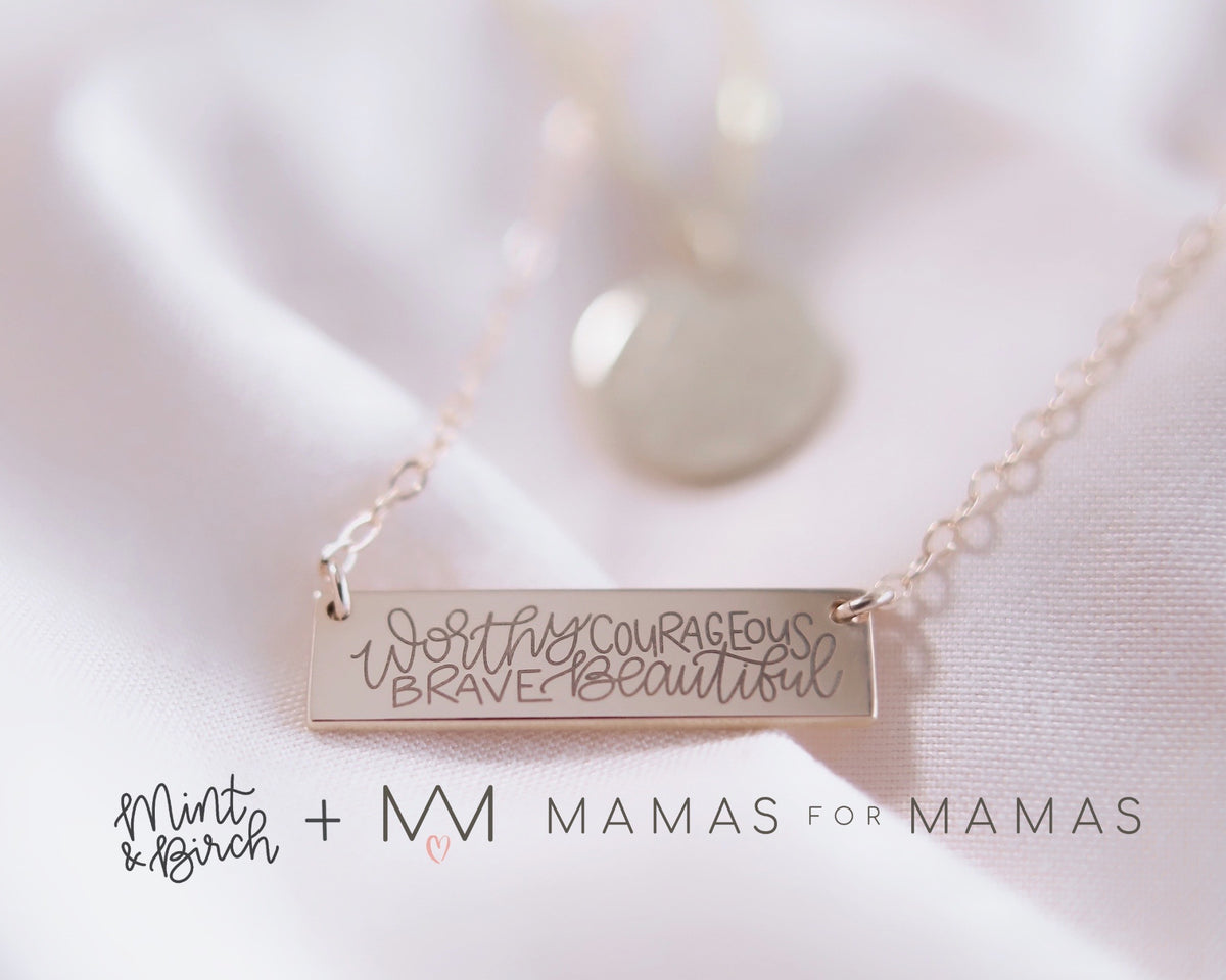 Affirmation Bar •Mamas for Mamas•
